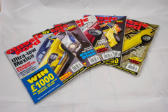 Win the first 5 issues of Classic Ford magazine!