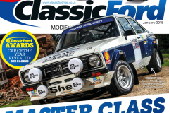 Classic Ford January 2018 issue out now!