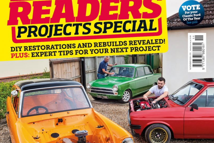 Classic Ford November 2018 issue out now!