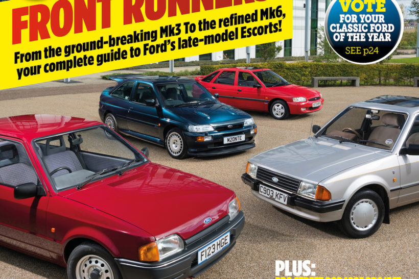 Classic Ford December 2020 issue out now!