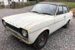 Garage-find Mk1 RS2000 Coming Up For Auction